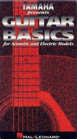 Yamaha Presents Guitar Basics For Acoustic And Electric Models Hal Leonard