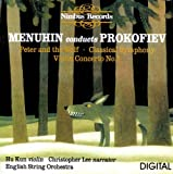 Sergey Prokofiev Peter and the Wolf (Menuhin, Eso)