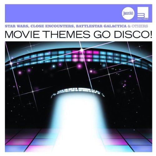 Love Unlimited Orchestra - Movie Themes Go Disco! (Jazz Club) - Zortam Music