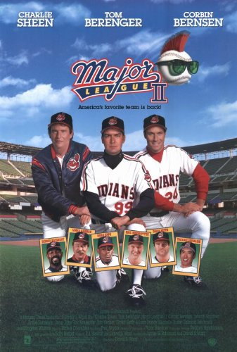 major-league-2-movie-poster-27-x-40-inches-69cm-x-102cm-1994-charlie-sheentom-berengercorbin-bernsen