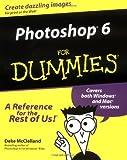 Photoshop 6 For Dummies (0764507044) by McClelland, Deke