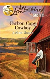 Carbon Copy Cowboy (Love Inspired)