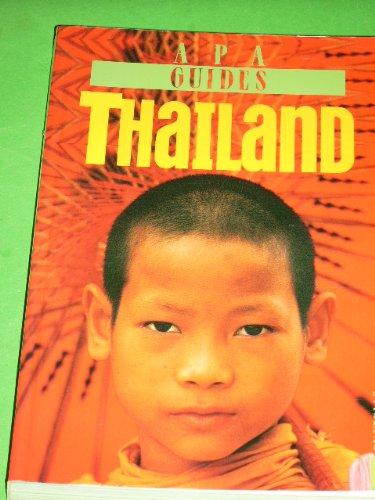 Apa Guides – Thailand Reiseführer Kunst Kultur,
