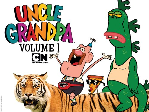 Uncle Grandpa Season 1