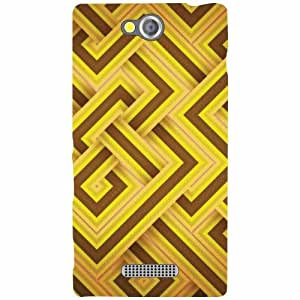 Sony Xperia C Back Cover High Quality Designer Case and Covers