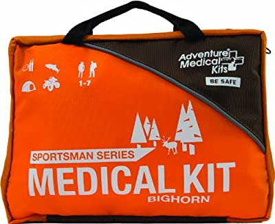 Tactical First Aid Kit: Adventure Medical Kits Adventure Medical Sportsman Bighorn Kit, 5.872 Ounce by Adventure Medical Kits