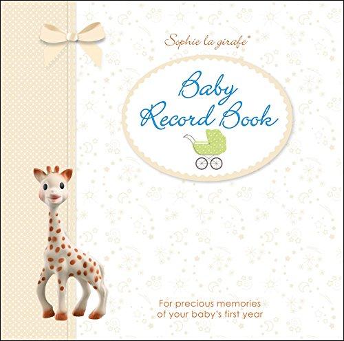 Sophie's Baby Record Book (Sophie la Girafe)