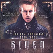 Riven: The Lost Imperials Series, Book 3 | Sherry Ficklin, Tyler Jolley
