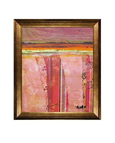Lisa Carney Fev0112 Framed Giclée On Canvas