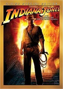 NEW Indiana Jones & The Kingdom Of (DVD)