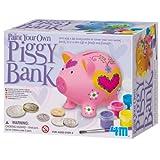 4M Paint a Pig Bank