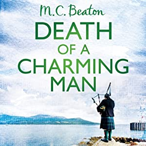 Death of a Charming Man Audiobook