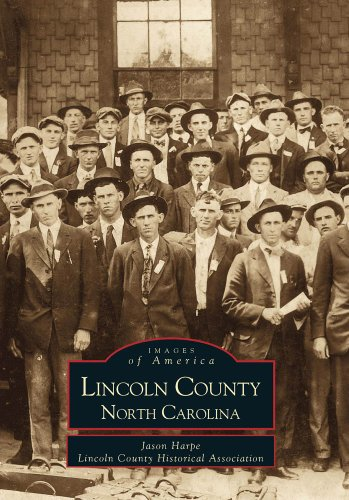 Lincoln County, North Carolina (Images of America)