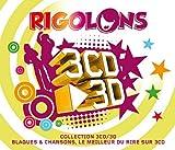 echange, troc Compilation, Champi - Rigolons (Coffret 3 CD)