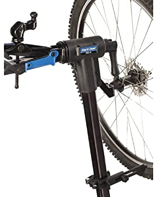 Park Tool TS25 - repair stand mounted truing stand for pcs10