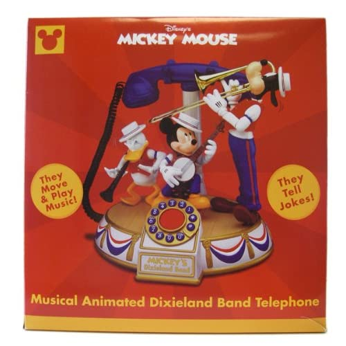 Amazon.com : Disney Mickey Music Phone - Mickey & Friends