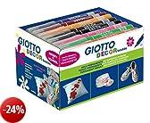 Fila, Giotto Scuola Pack, Marcatori Per Tessuti, 48 Pezzi
