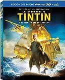 Tintin: El Secreto Del Unicornio (3D) [Blu-ray]