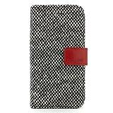 【日本正規代理店品】 Araree NEAT DIARY for iPhone6 (Square Dot) I6N06-14C382-17