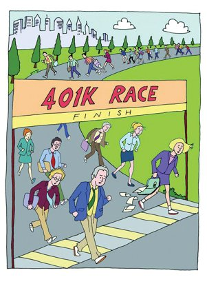 Funny Card for Runners - Birthday, Good Luck,