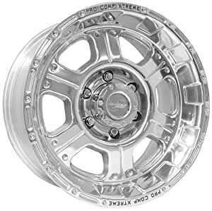 """Pro Comp Alloys Series 89 Wheel with Polished Finish (17x8""""/5x139.7mm)"""