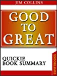Good To Great by Jim Collins| Quickie...