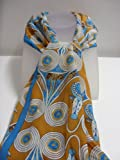 Thebes Long Silk Scarf