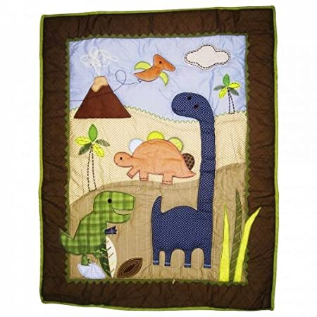 Jill Mcdonald Adorable Dino Baby Bedding Baby Bedding