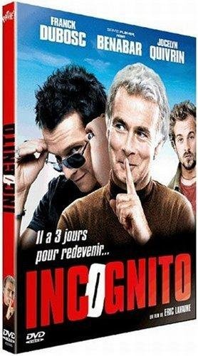 Incognito / Eric Lavaine, réal. | LAVAINE, Eric. Monteur. Scénariste