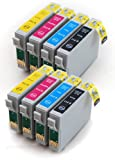 Epson Stylus SX115 x8 Compatible Printer Ink Cartridges