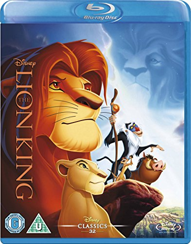 The Lion King [Blu-ray] [UK Import] - Don Hahn