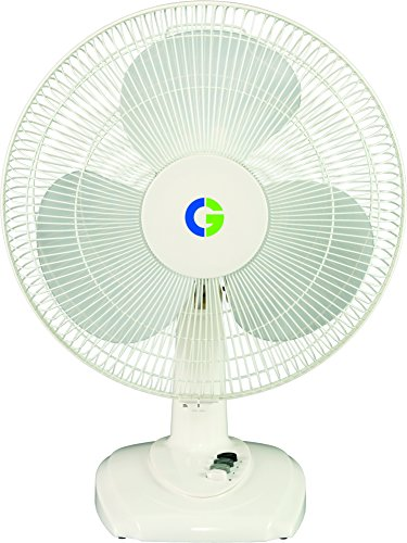 Crompton Greaves High Flo Eva 3 Blade (400mm) Table Fan