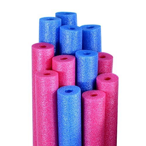 Robelle Pool Water Noodles Blue and Pink 12-Pack by Robelle online bestellen