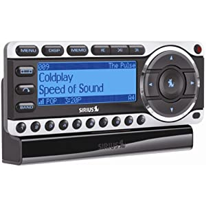 Amazon.com: SIRIUS ST4-TK1 Starmate 4 Plug-and-Play Satellite Radio