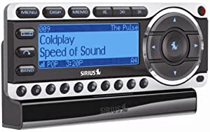 SIRIUS ST4-TK1 Starmate 4 Plug-and-Play Satellite Radio Receiver with Car Kit