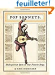Pop Sonnets: Shakespearean Spins on Y...
