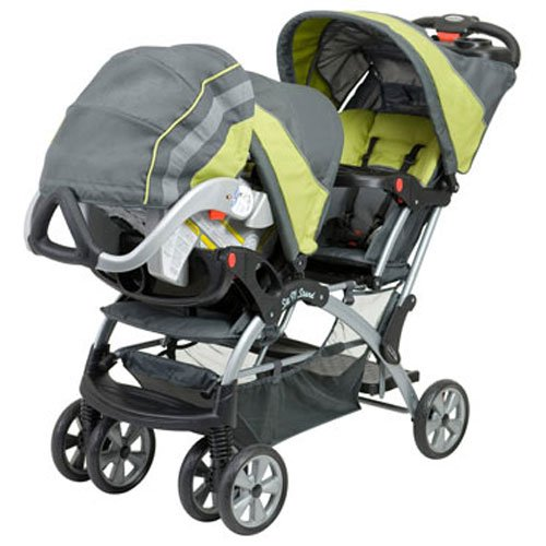 Baby Trend Sit N Stand Double, Carbon Review