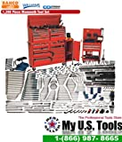 Williams Snap On Master Set 1,390 Piece Mammoth Tool Set WSC-1390TB