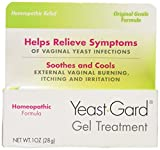 YeastGard Homeopathic Formula Gel Treatment 1 oz