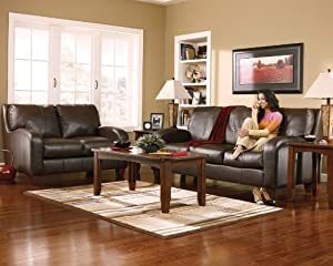 abby latte living room set by ashley furniture