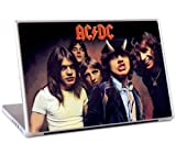 MusicSkins AC/DC Highway To Hell Skin for 17inch MacBook Pro and PC Laptop