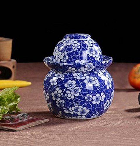 Fermenting Pickling Kimchi China Pickle Storage Pot Jar Crock (Chinese Pickle Pot compare prices)