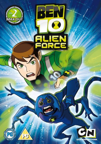 Ben 10 - Alien Force Volume 2 [DVD]