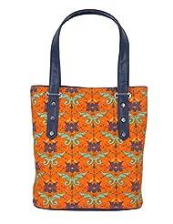 Pimento By Malaga Tribas Print Sling Bag