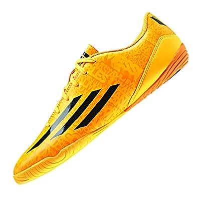 Adidas Messi   Junior Indoor Soccer Shoes Amazon