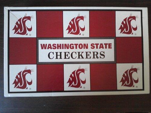 Washington State Checkers - 1