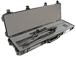 PELICAN 1750-000-110 Long Rifle Gun Case - Black