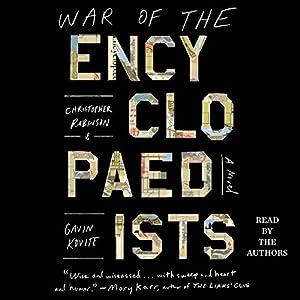 War of the Encyclopaedists Audiobook