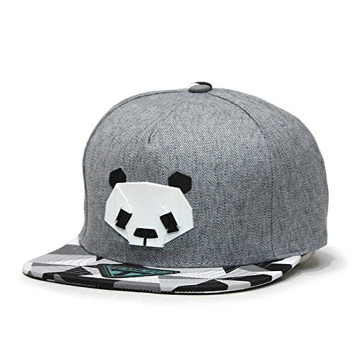 vollter-panda-modele-handsome-hip-hop-casquette-unisexe-chapeaux-reglable-baseball-cap-buckle