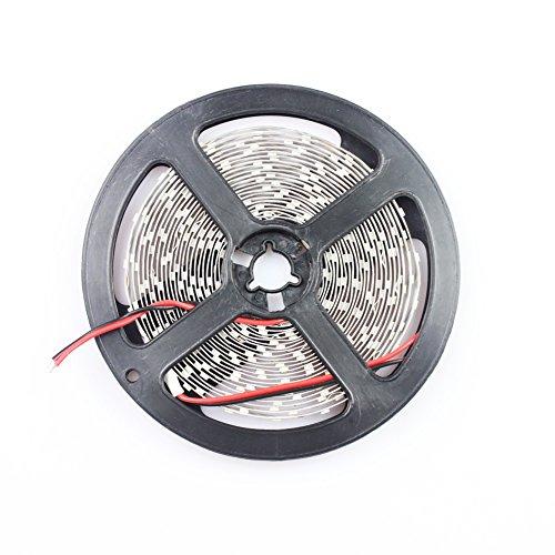 16.4Ft/5M 3014 Non-Waterproof White Led Strip Light 120Leds/M Total 600Leds Flexible Ribbon